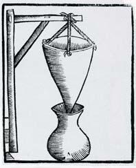 Kräuterärmel aus H. Brunschwigs Destillierbuch, Straßburg 1532